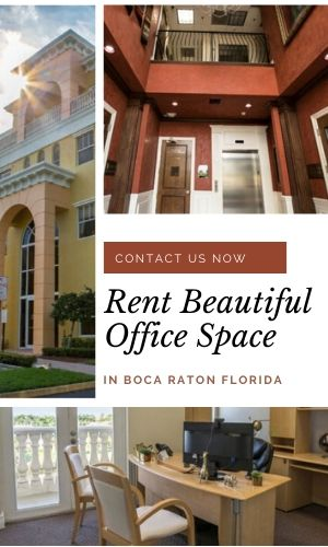 Rent office space in boca raton florida