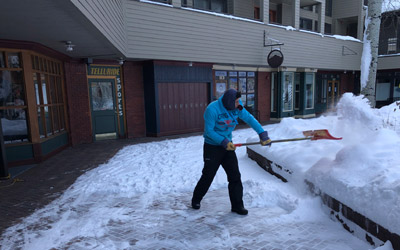 Telluride Snow Removal Business