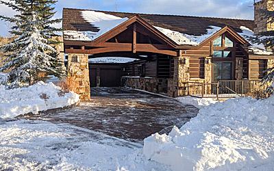 Telluride Snow Removal Driveway