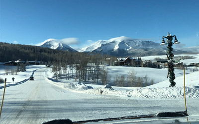 Telluride Snow Removal