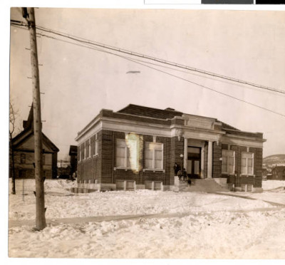 6. West Duluth Library