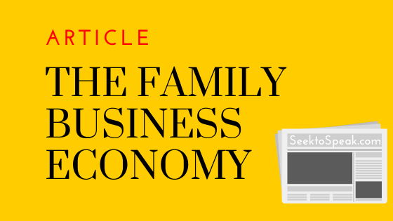 The Family Business: An Enduring Enterprise