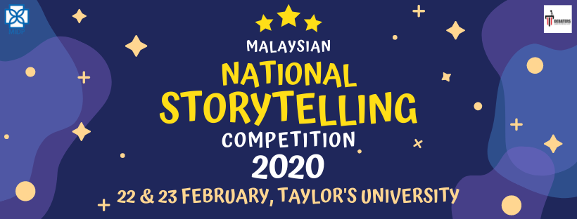 Malaysian National Storytelling Competition 2020!