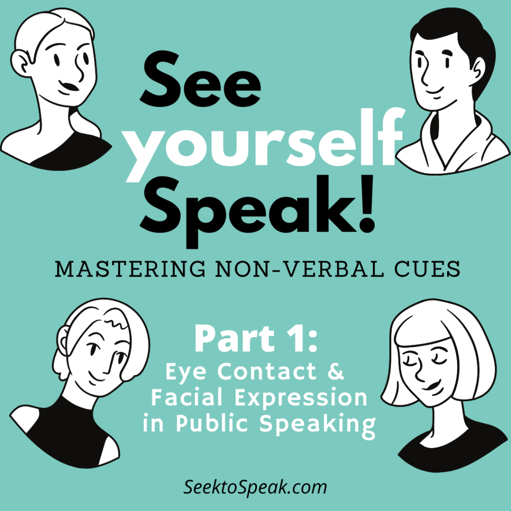 Non-Verbal Cues in Public Speaking