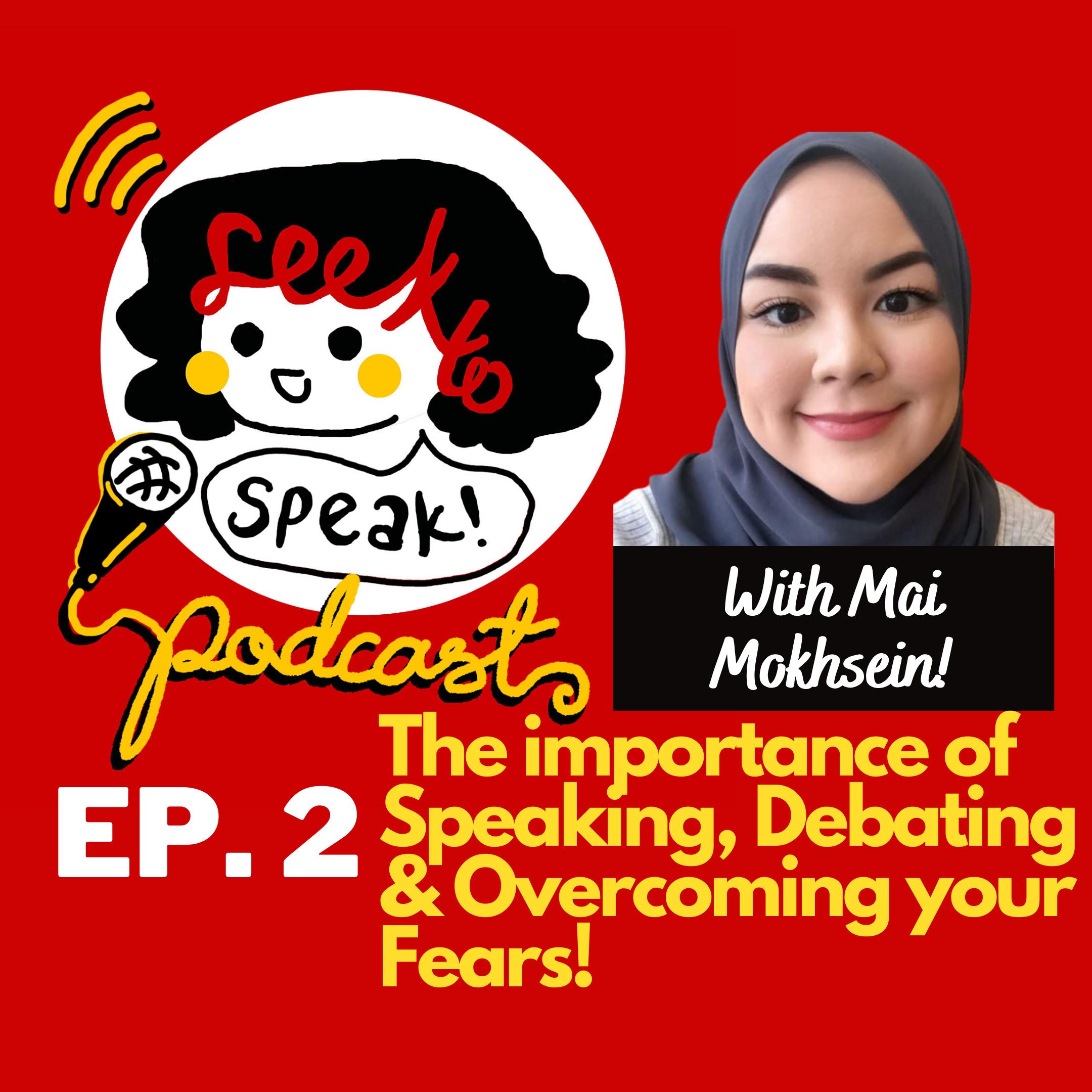 Seek to Speak Podcast – Episode 2