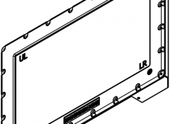 Drawing w/ Passthrough Mounting Holes