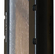 Passthrough Mounting Holes, Side View