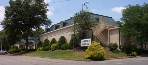 Vartech North Carolina Production Facility