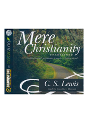 Blackstone Audio audiobook, 2015 | Mere Christianity