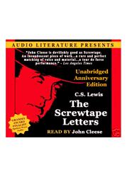 Audio Literature audiobook , 1983 | The Screwtape Letters
