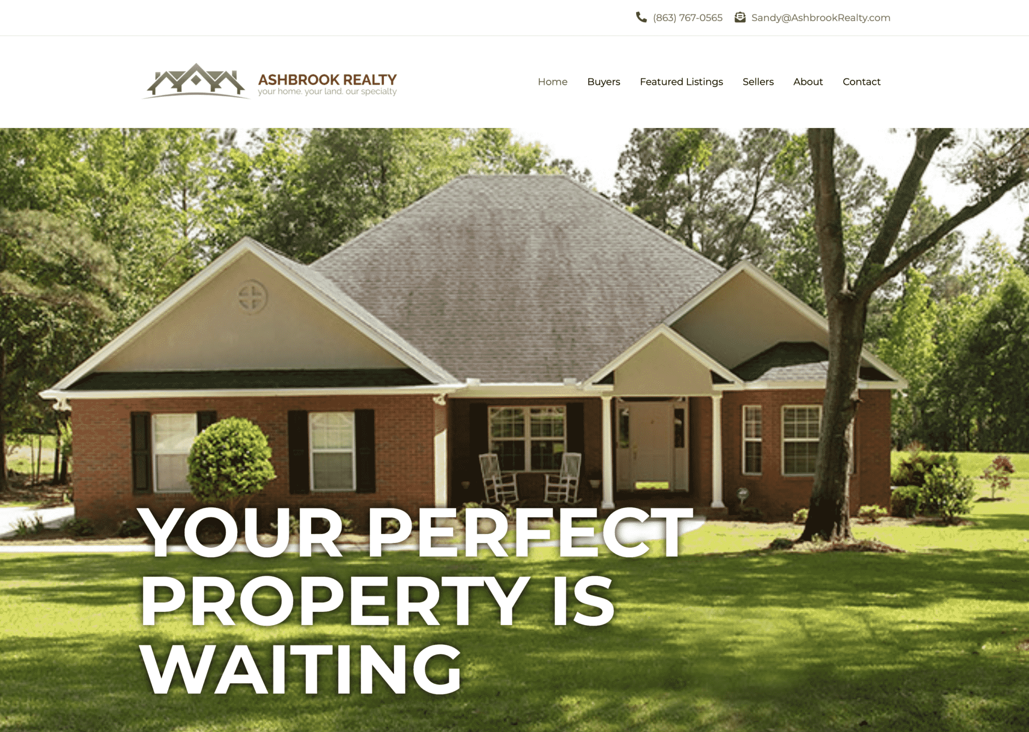 """Featured image for """"Ashbrook Realty"""""""