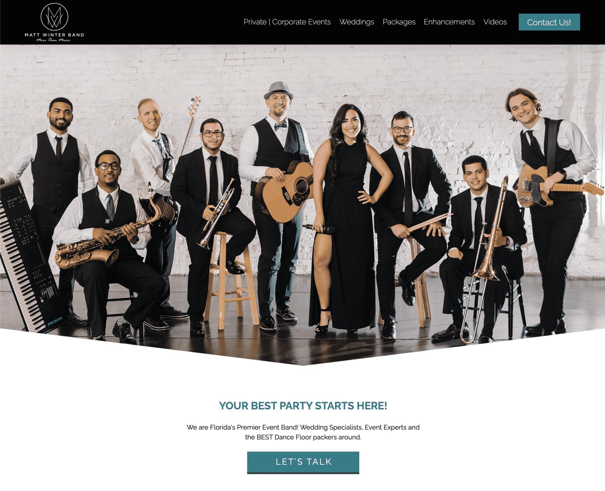 "Featured image for ""Matt Winter Band"""