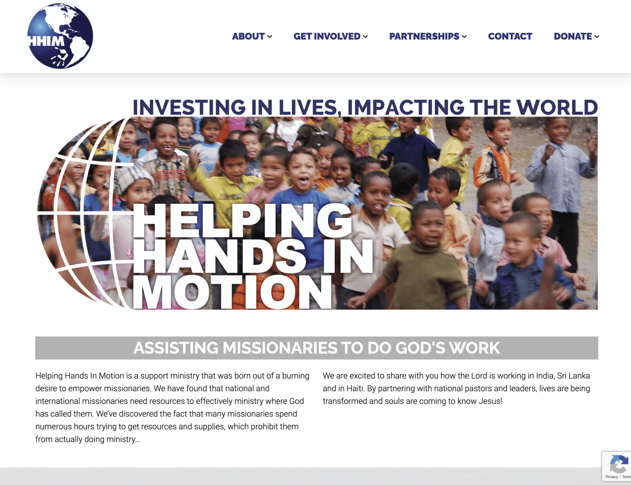 """Featured image for """"Helping Hands In Motion"""""""