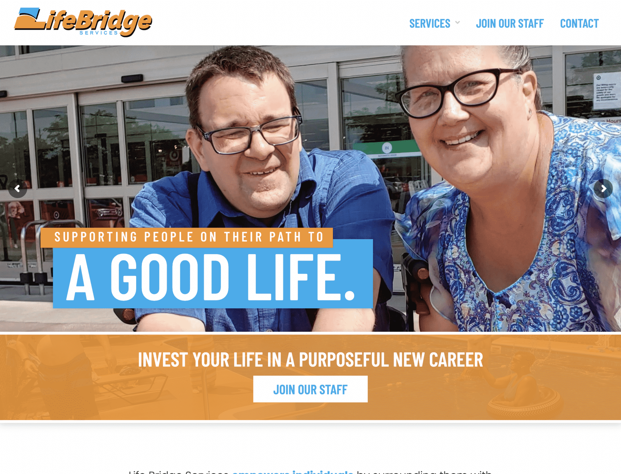 """Featured image for """"Life Bridge Services"""""""