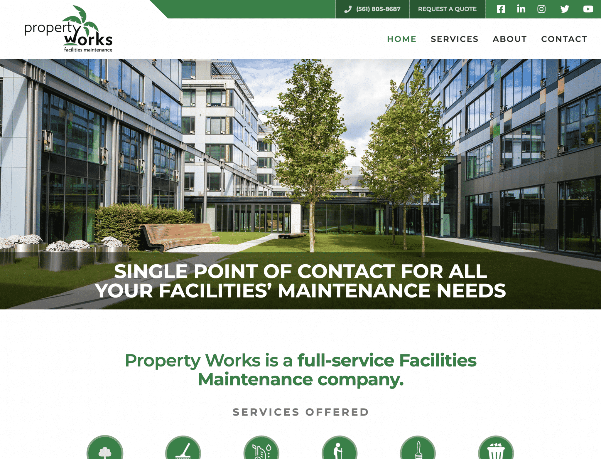 """Featured image for """"Property Works"""""""