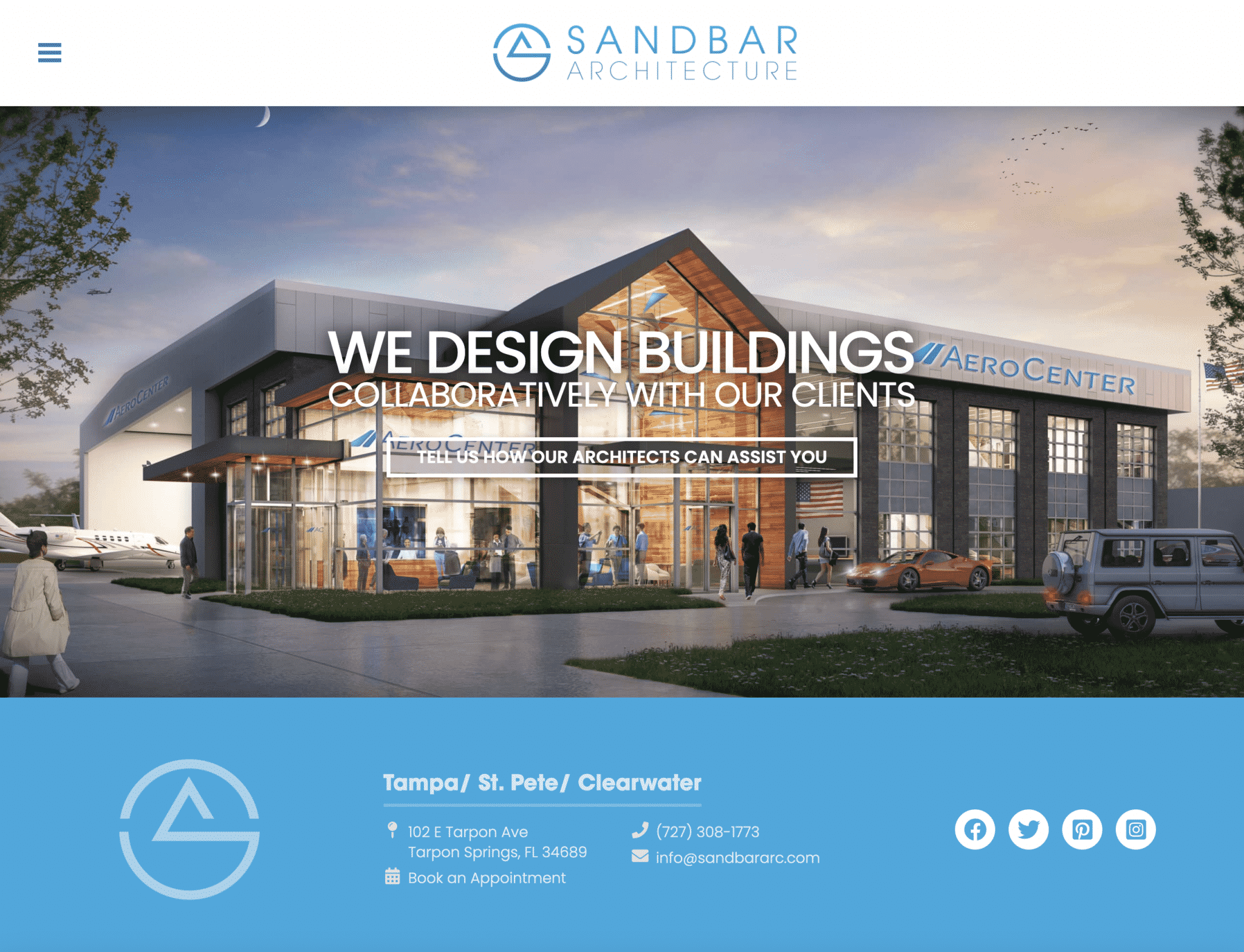 "Featured image for ""Sandbar Architecture"""
