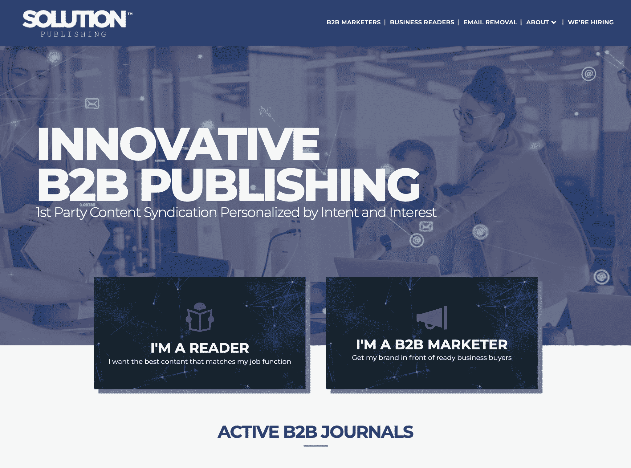 """Featured image for """"Solution Publishing"""""""