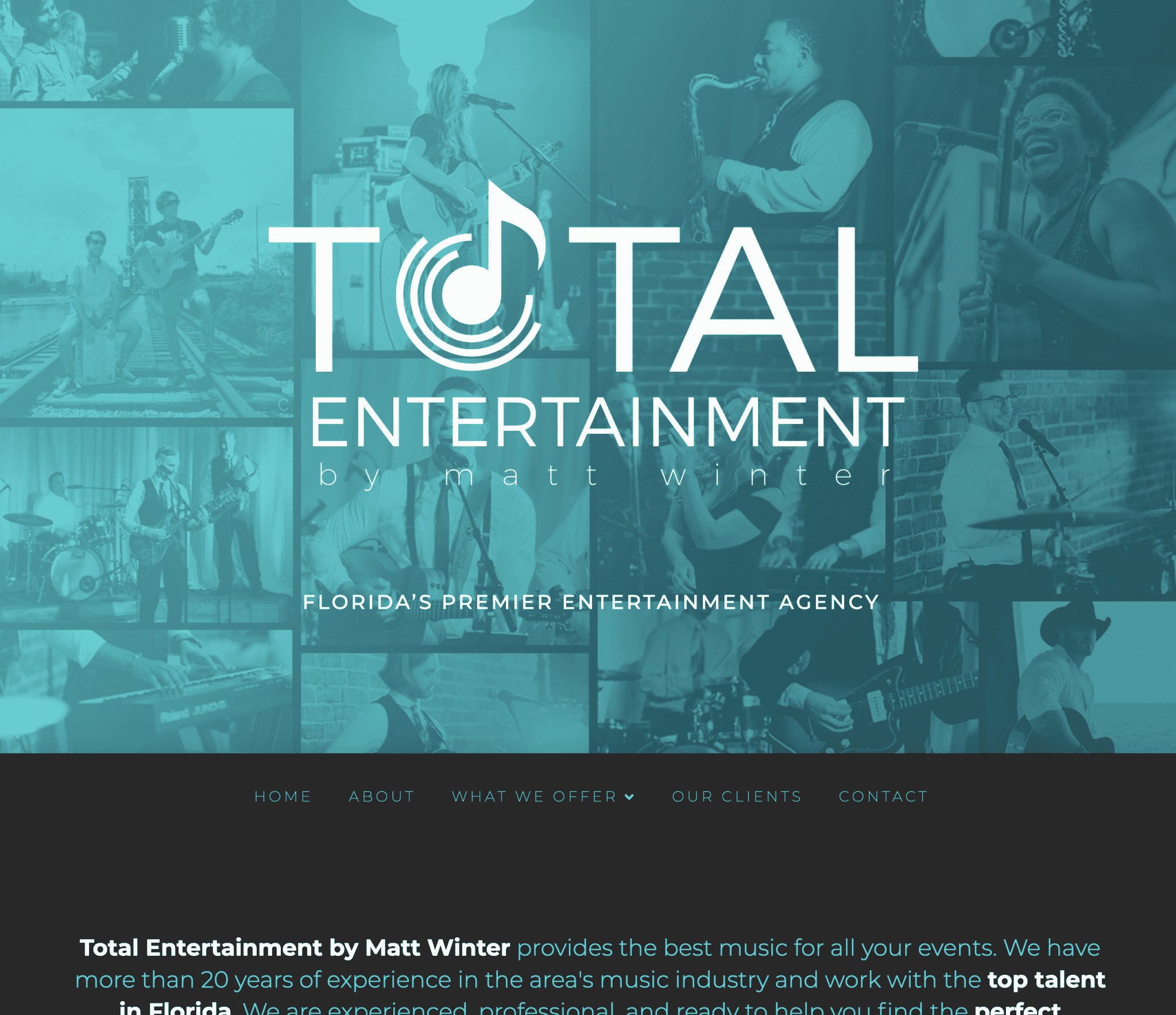 """Featured image for """"Total Entertainment"""""""