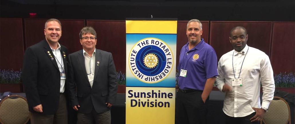 Rotary Club of International Drive | Rotary Leadership Institute