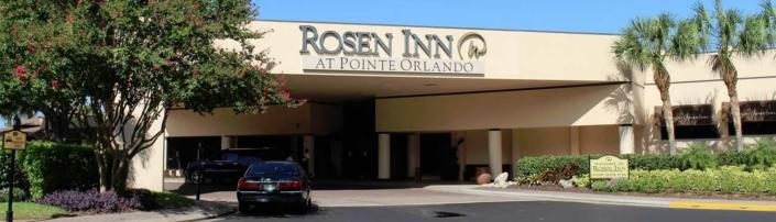Rotary Meets at the Rosen Inn Pointe Orlando