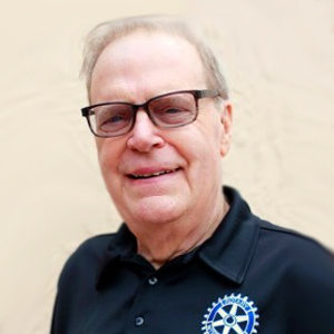 Ron Tuttle - Rotarian