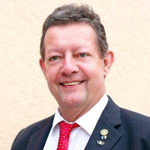Vince Barnes - Rotarian