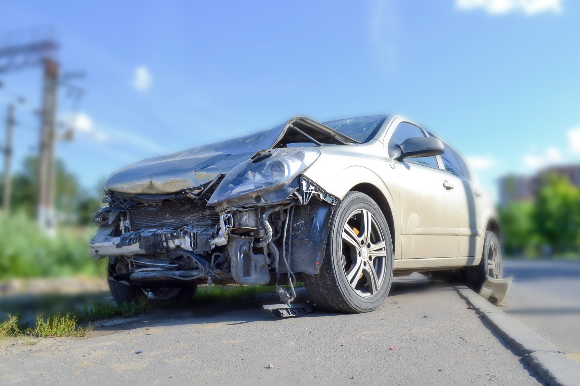 What Does Totaled Mean? Understanding Why Insurance Totals Cars