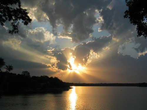 Lake Lotawana Sunrise