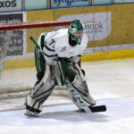 Gylander Named AJHL Top Goaltender