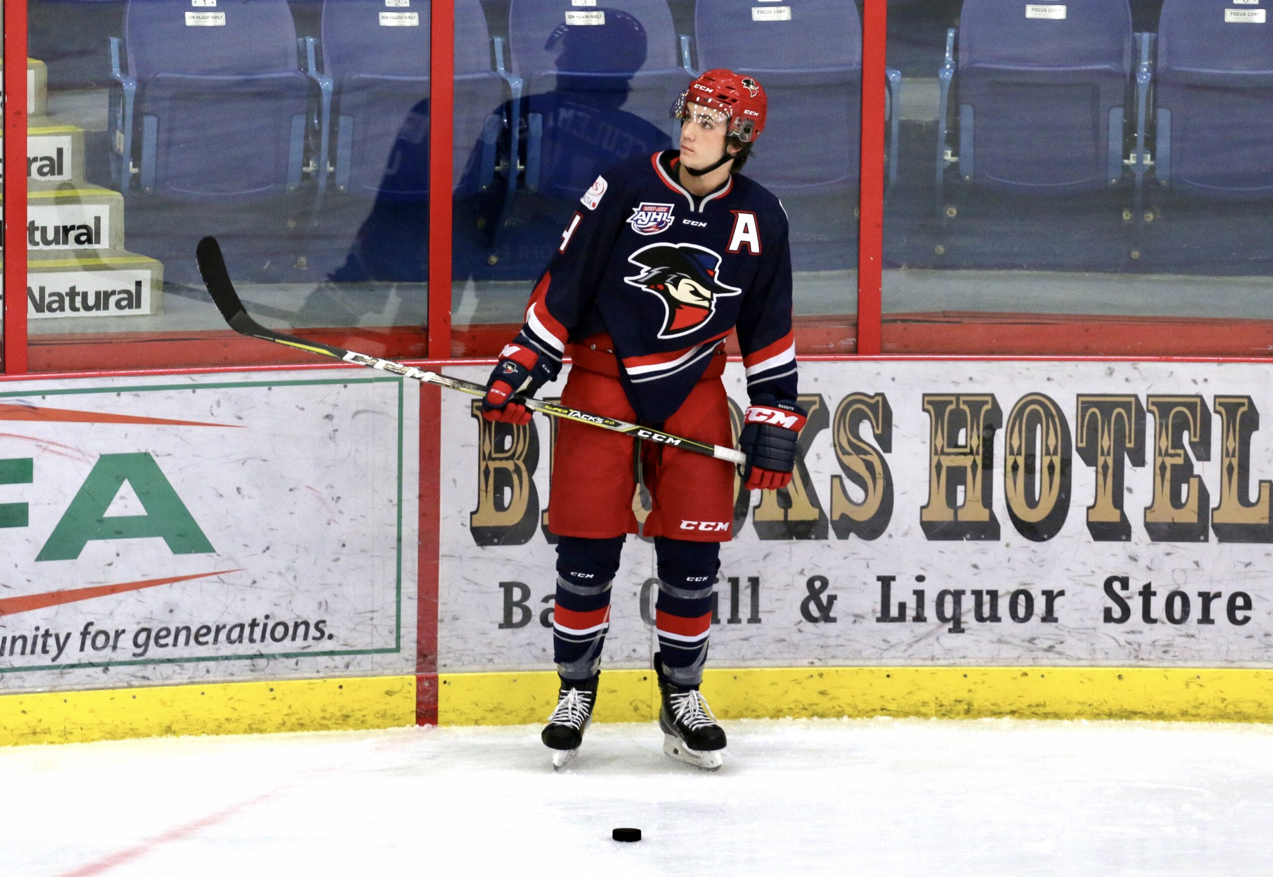 NHL Draft: Ceulemans Selected 25th Overall by Columbus Blue Jackets