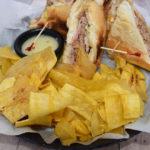 Cuban sandwich photo courtesy of Fernandez the Bull restaurant, Naples, Florida
