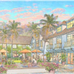 Rendering of Old Naples Hotel in downtown Naples. View from the courtyard. (Photo: Courtesy/Hart Hoverton)
