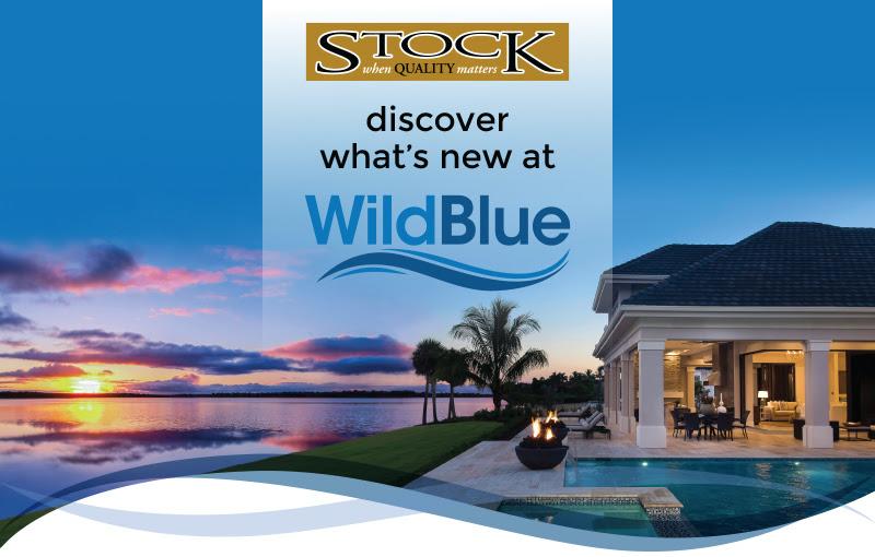Stock Development Wild Blue