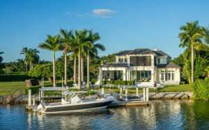 Naples, Florida waterfront living