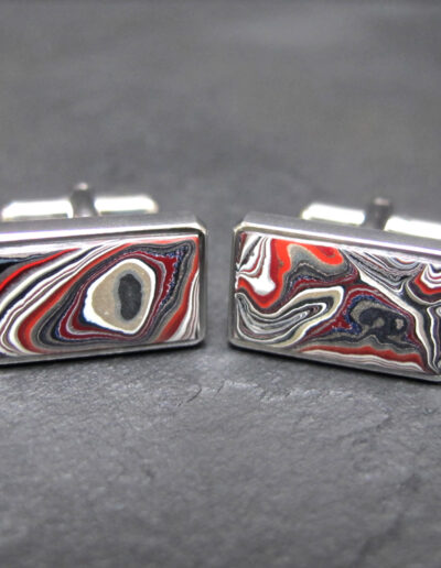 Stainless-Steel-_-Motor-Agate-Fordite-Cufflinks-1332