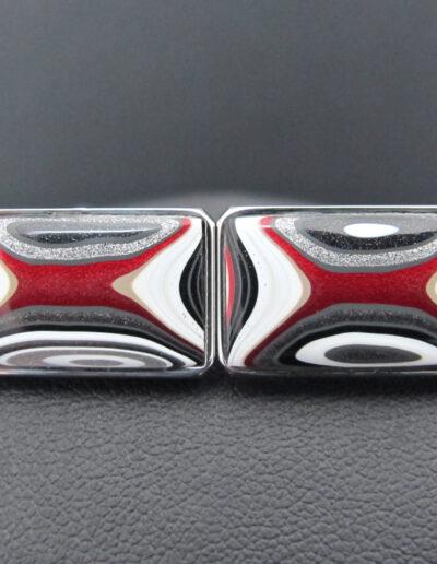 Stainless-Steel-_-Motor-Agate-Fordite-Cufflinks-1454