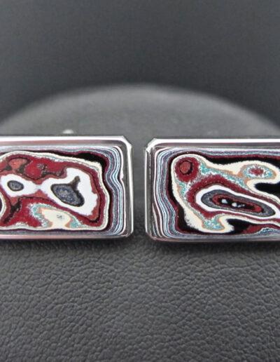 Stainless-Steel-_-Motor-Agate-Fordite-Cufflinks-1458