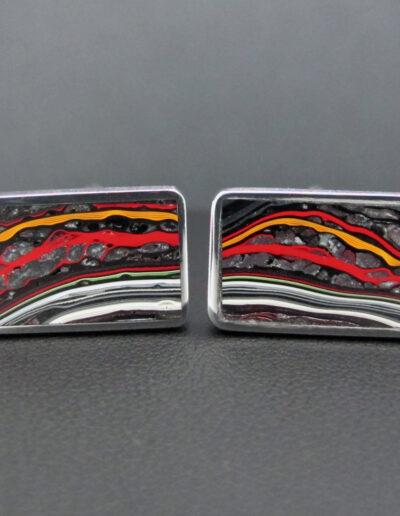 Stainless-Steel-_-Motor-Agate-Fordite-Cufflinks-1520