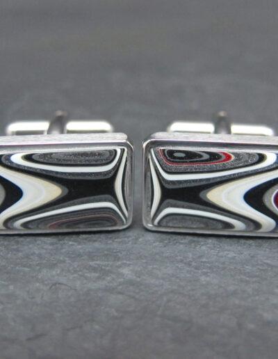 Stainless-Steel-_-Motor-Agate-Fordite-Cufflinks-1619