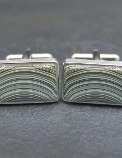Stainless-Steel-_-Motor-Agate-Fordite-Cufflinks-1628