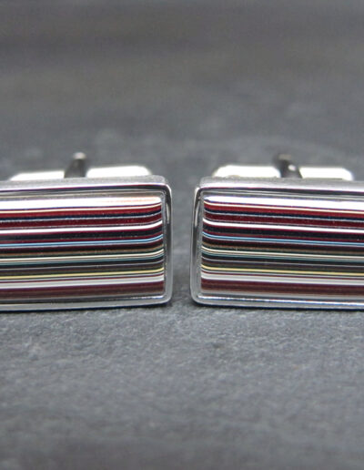 Stainless-Steel-_-Motor-Agate-Fordite-Cufflinks-1662