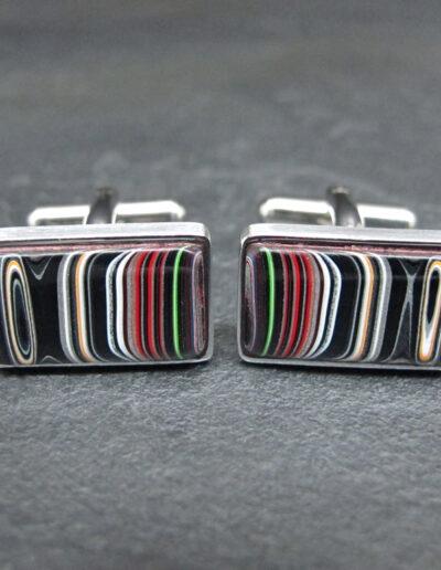 Stainless-Steel-_-Motor-Agate-Fordite-Cufflinks-1706