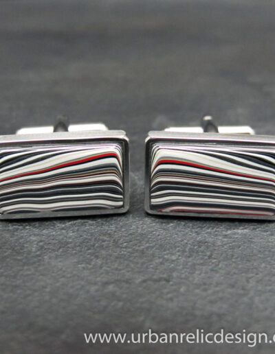Stainless-Steel-_-Motor-Agate-Fordite-Cufflinks-1754