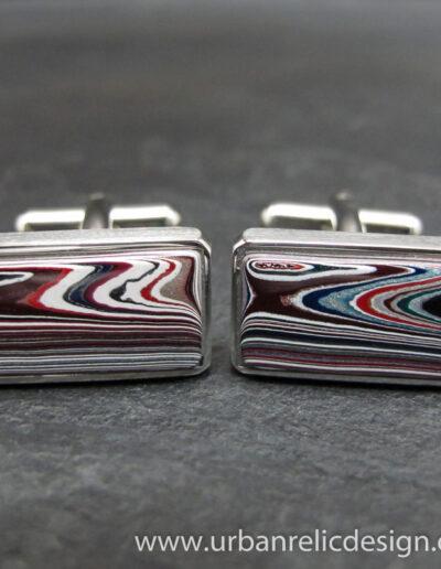 Stainless-Steel-_-Motor-Agate-Fordite-Cufflinks-1777