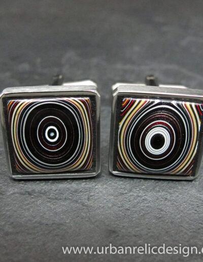 Stainless-Steel-_-Motor-Agate-Fordite-Cufflinks-1780