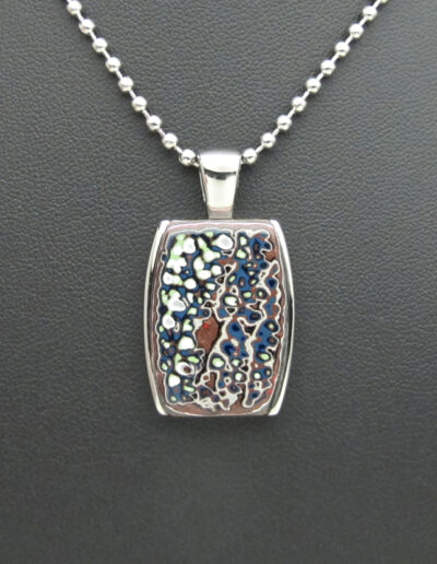 Stainless-Steel-_-Motor-Agate-Fordite-Necklace-1401