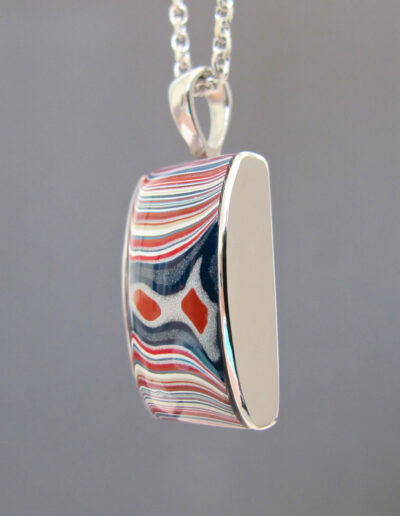 Stainless-Steel-_-Motor-Agate-Fordite-Rectangle-Necklace-1372-2