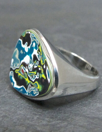 Stainless-Steel-_-Motor-Agate-Fordite-Ring-1586-1