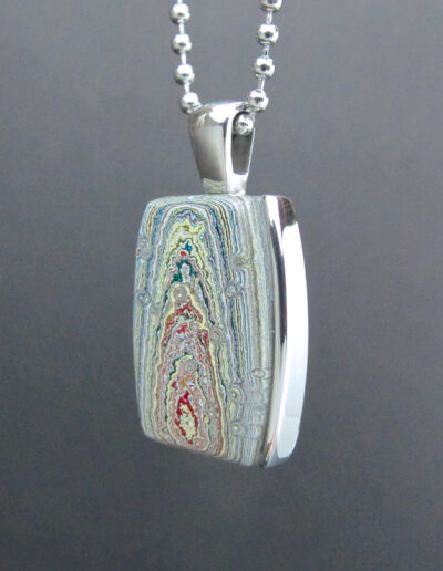 Stainless-Steel-and-Motor-Agate-Fordite-Necklace-1554-2