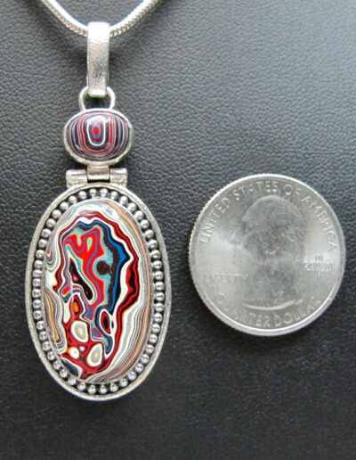 Stainless-Steel-and-Motor-Agate-Fordite-Necklace-1563-4